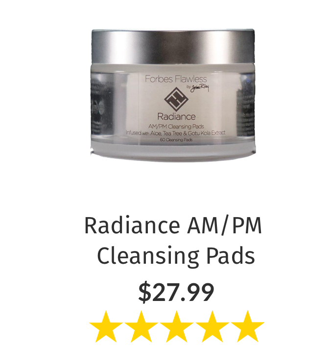 RADIANCE: AM/PM Cleansing Pads