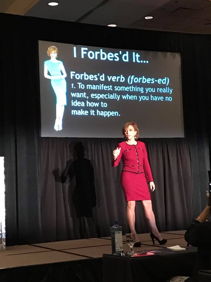 5 Day Training - Forbes Factor Live - Join us to BREAKTHROUGH!! - Shop Forbes Riley