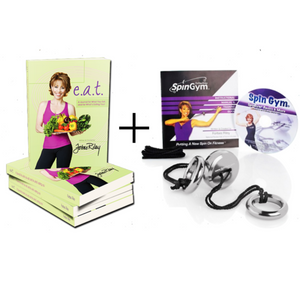 FAT Loss Bundle: SpinGym + e.a.t Journal