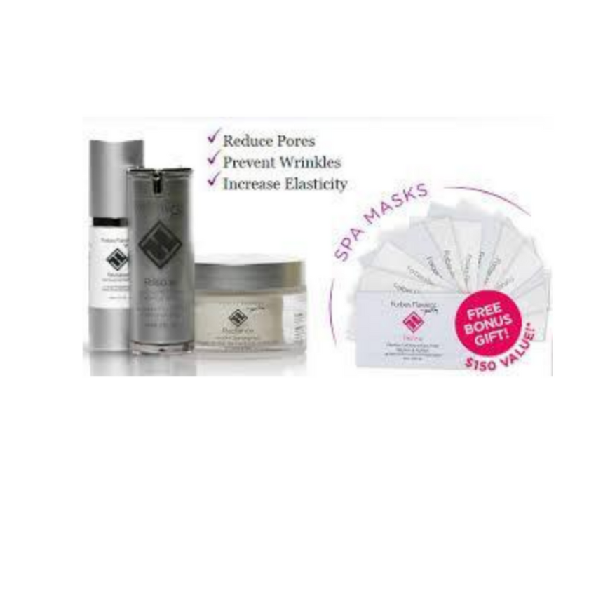 Forbes Flawless Detox SkinCare Kit