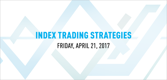 Trading index options strategies