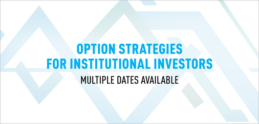 Option Strategies for Institutional Investors