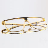 Lewitt in 18K Gold / Brown (The Vault) - Leisure Society