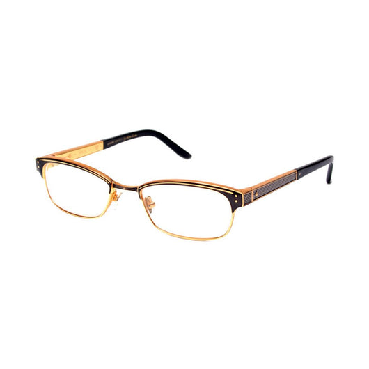 Yale in Black / 24K Gold (The Vault)
