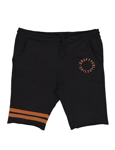 CRAFTY SHORTS BLACK