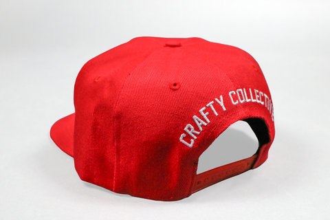 CULTIVATE SNAP BACK RED