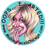 Chicago Face Painter,Schaumburg Face Painter, Balloon Twister Chicago,Henna Artist Chicago,Body Painter Chicago,Margi Kanter, Oops I arted, face painting instructor