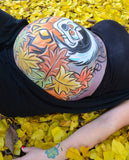 Belly Painting Chicago