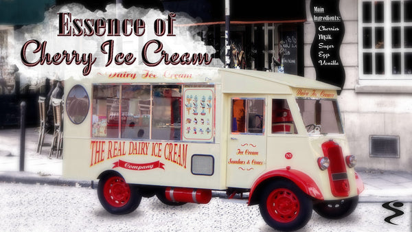Try The Mouthwatering Taste of Cherry Ice Cream