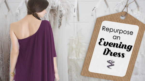Elegant Evening Dresses Are Reclaimable