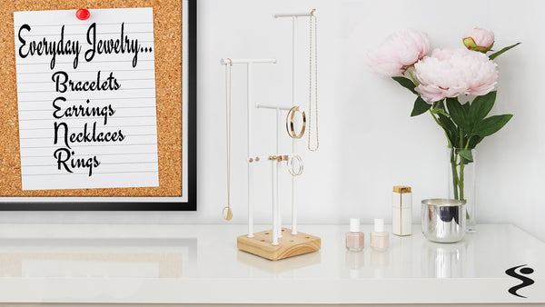 Pick Up A Jewelry Stand Holder
