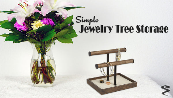 Jewelry Stand Holder Has Just Debuted