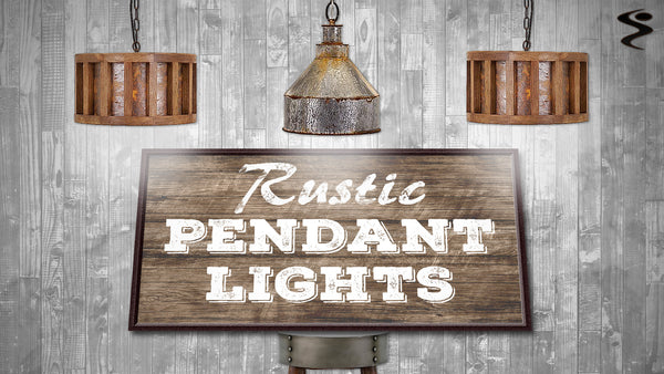 Cannot Believe I Found Rustic Pendant Lights!