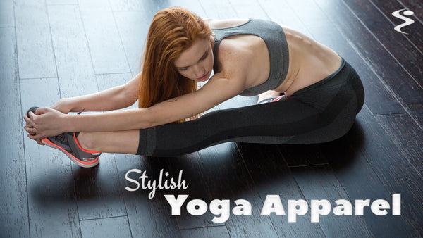 Yoga Apparel Is Fashionable Sweat-Resistant Clothing