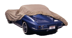 1963-1967 Chevrolet Corvette Base | Tan Flannel | Custom Car Cover