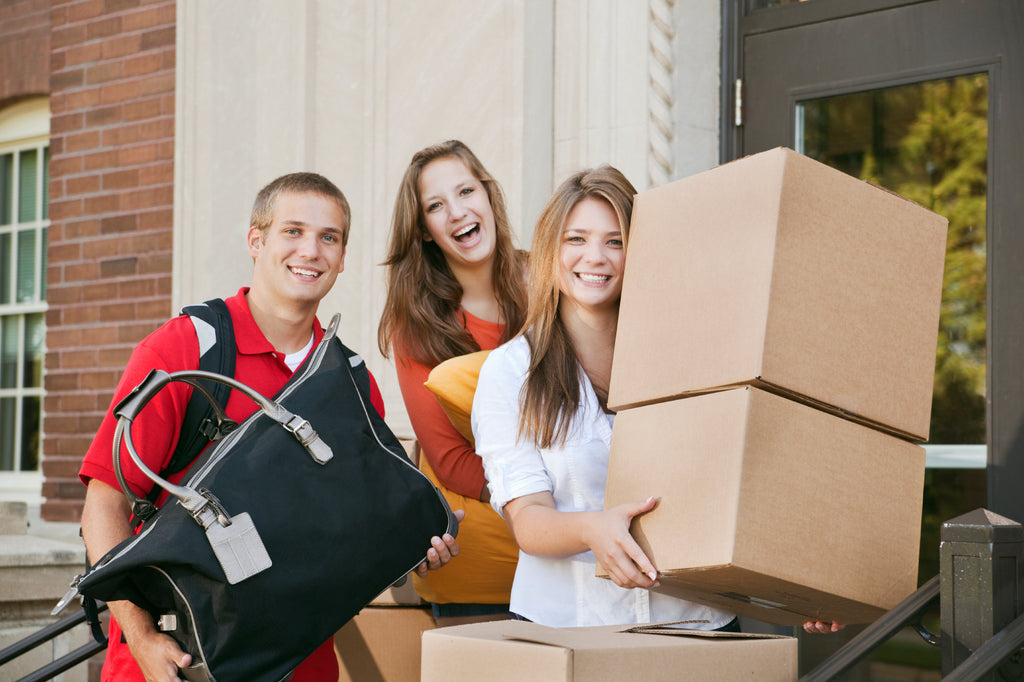 Tips for Moving Out of Student Housing