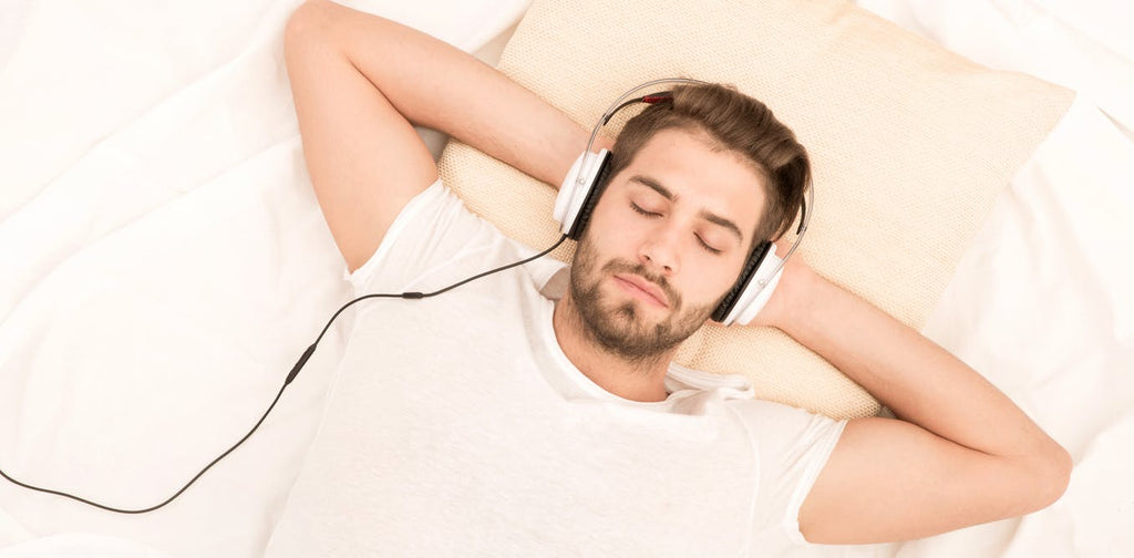 Music to our {Sleeping} Ears