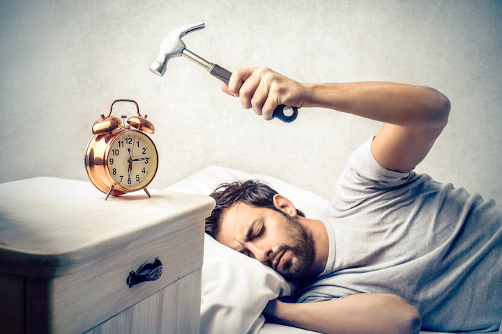 Smash Your Alarm: 3 Better Ways to Wake Up