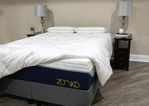 Bundle Zonkd mattresses and pillows and save money