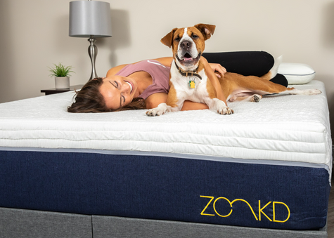 Premium Mattress in a box Delivered To Your Door – Zonkd