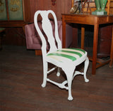 Set of Four Dorothy Draper Side Chairs