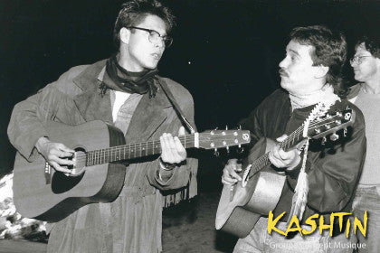 Kashtin - Photos from the Archives 1989/90