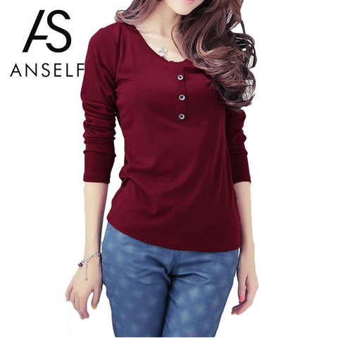 ANSELF Winter Autumn Women Sweaters And Pullovers Long Sleeve Knitted Sweater Tops Plus Size Female Sweater Jumper XXXL