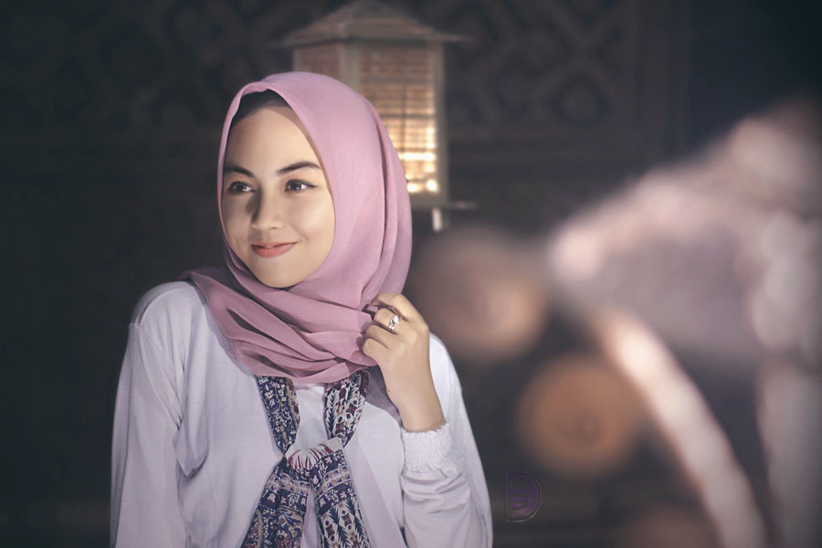 Are you wearing the Wrong Hijab Color For Your Complexion?