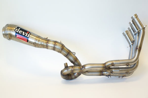 Yamaha R6 2006-2016 Devil Exhaust System