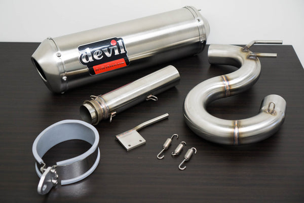 Polaris RZR800 2011-2014 Devil Exhaust System