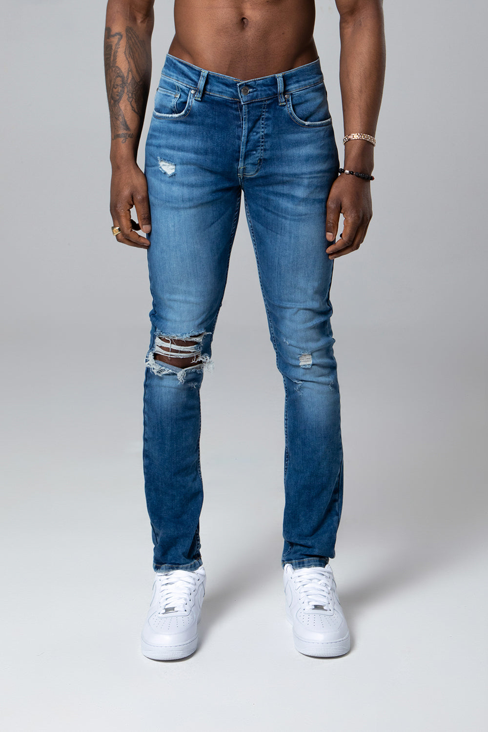 Manhattan Jeans- Blue wash