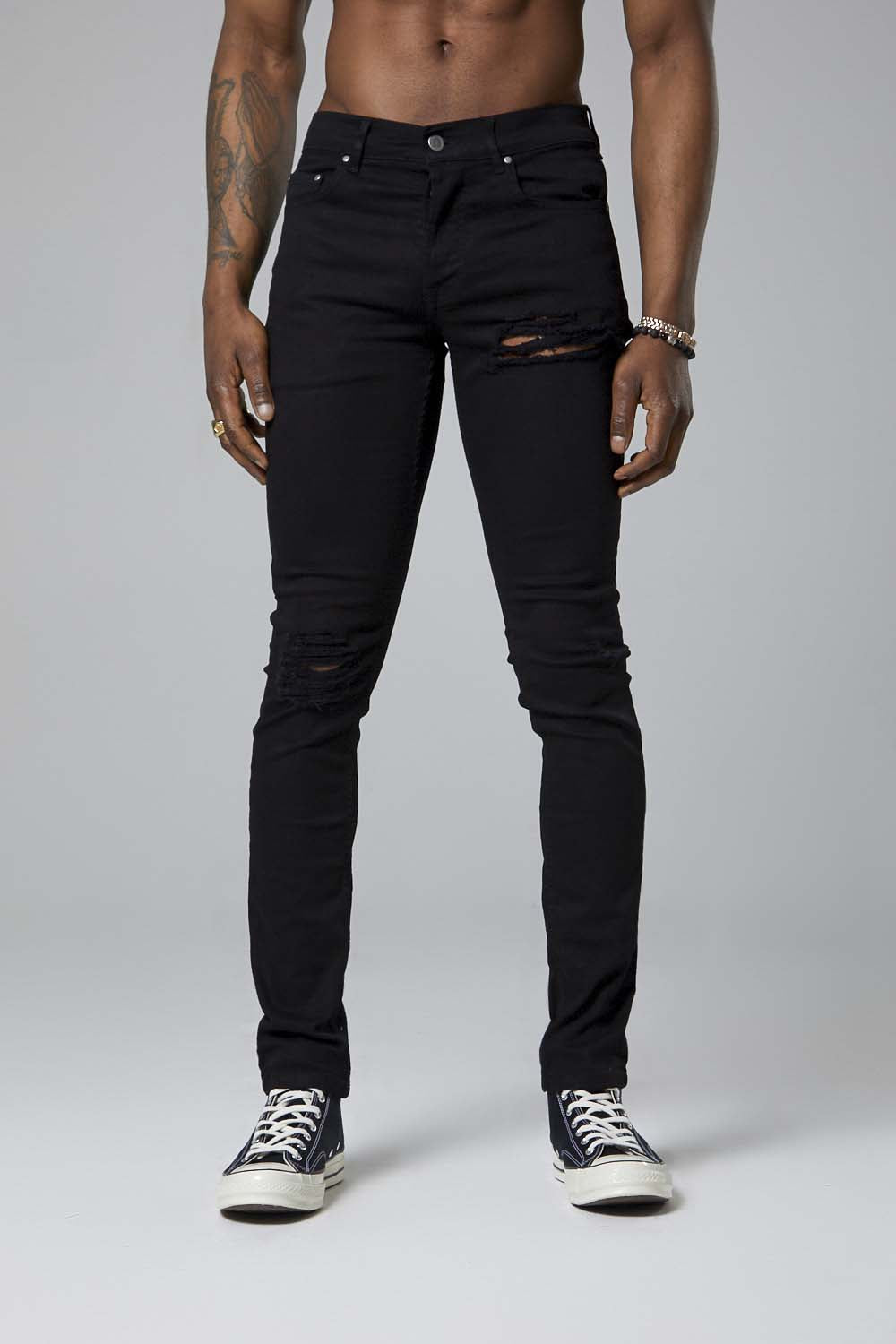 Manhattan Jeans- Black