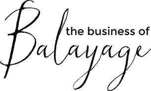 The Business of Balayage