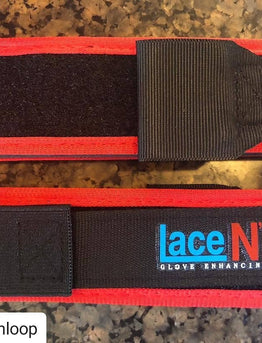 Limited Edition Red Lace N Loop Glove Converters arriving this week!