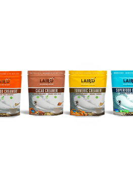 Laird Superfood Creamer Selection - Now In Stock