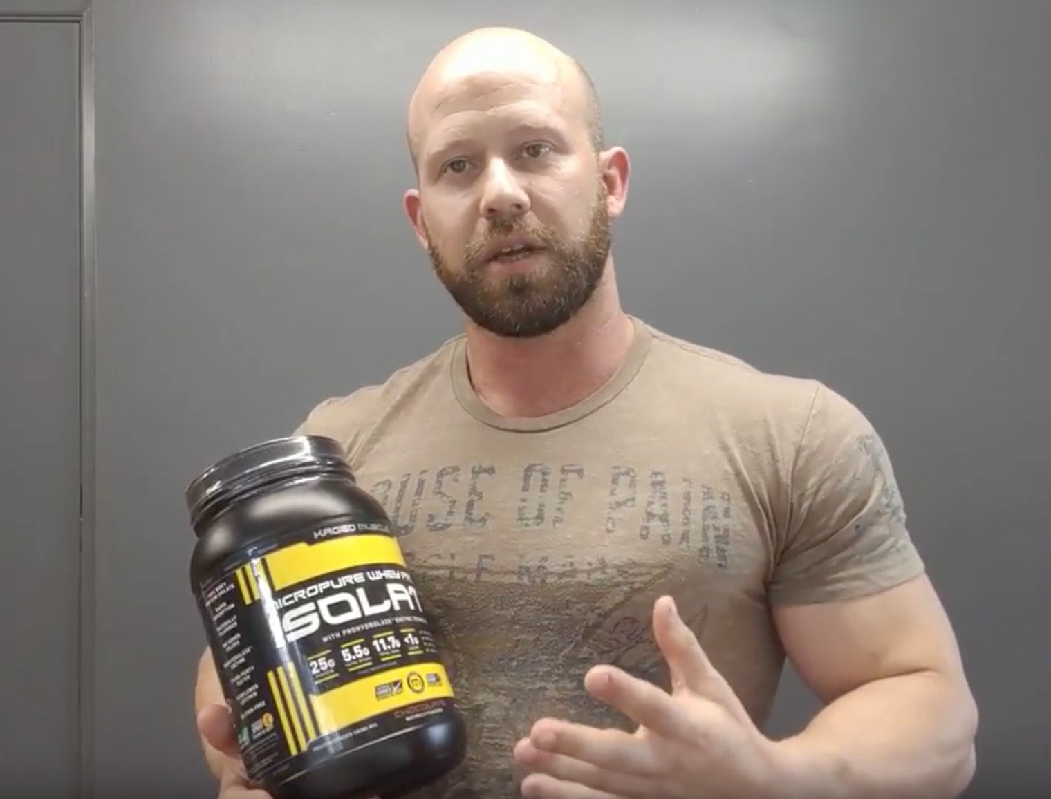 Kaged Muscle Whey Protein Isolate - Nick's Verdict