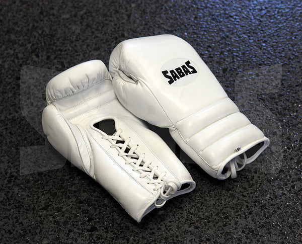 16oz PRIME TC-White  | SABAS Boxing Gloves UK | SABAS FightGear