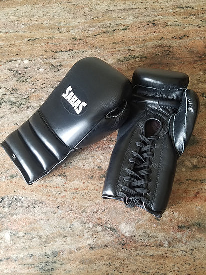 16oz PRIME TC-Blackout  | SABAS Boxing Gloves UK | SABAS FightGear
