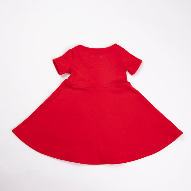 The Red Love Your Mother Dress