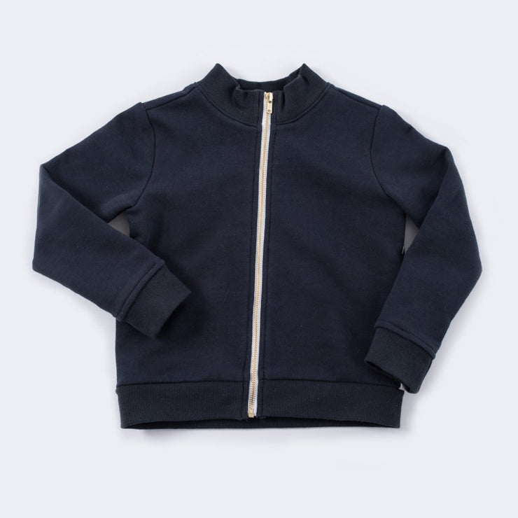 The Navy Orca Track Jacket