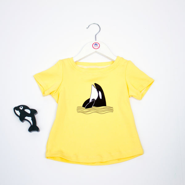 The Happy Orca T-shirt