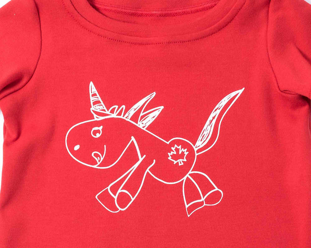 The Canadian Unicorn T-shirt