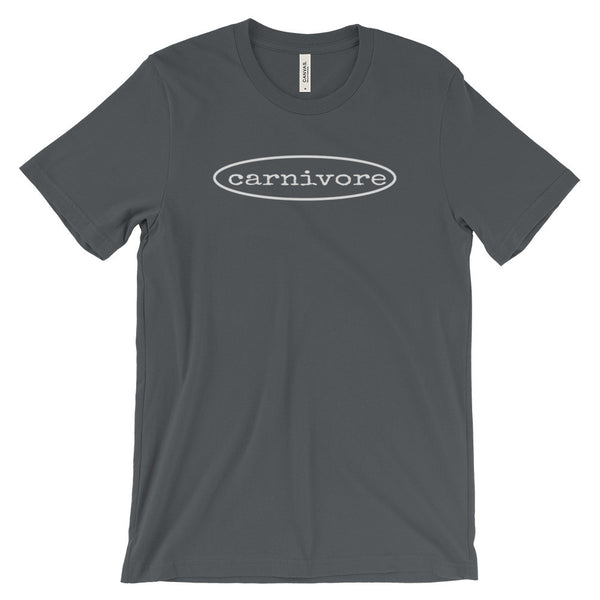 Carnivore Meat Lovers Eaters Unisex Short Sleeve T-Shirt - EverFresh Designs