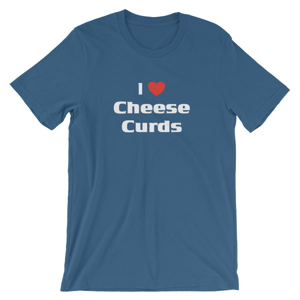 love cheese curds
