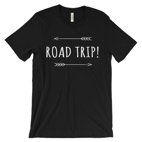 Road Trip Funny Group Travel Roadtrip Family Vacation Unisex Short Sleeve T-Shirt - EverFresh Designs