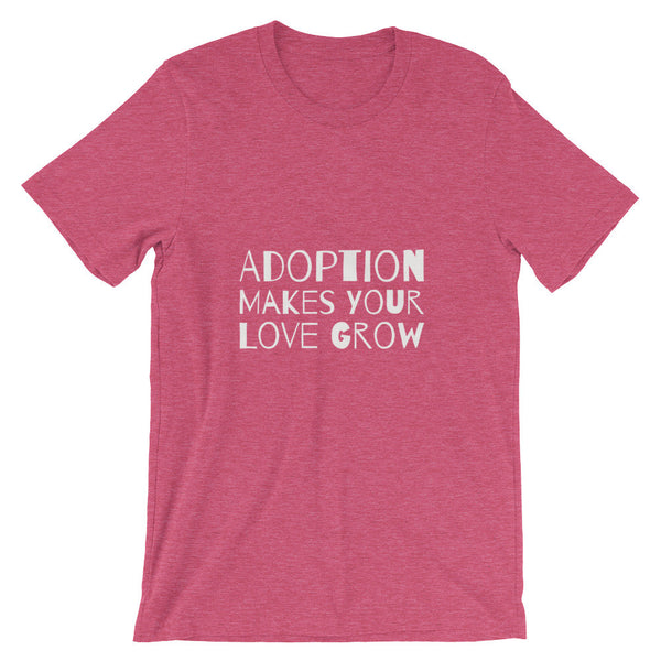 adoption makes your love grow