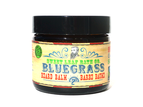 Bluegrass Beard Balm