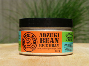 Adzuki Bean & Rice Bran Face Polish