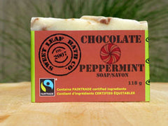 Chocolate Peppermint Bar