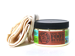 Sweet Relief Foot Butter